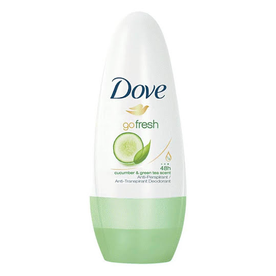 Roll-on deodorant Go Fresh Dove 50 ml