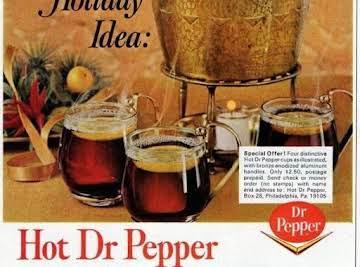 Hot Doctor Pepper (1960s)