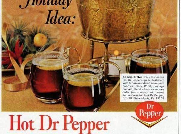 Doctor Pepper Alcoholic Drink