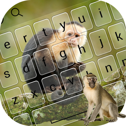 Cute Monkey Keyboard Android APK Download Free By Smooth Keyboards