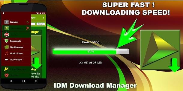 IDM Download Manager Premium (Cracked) 4