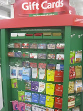 Photo: I just love the convenience of these gift card kiosks. Makes one-stop shopping easy!