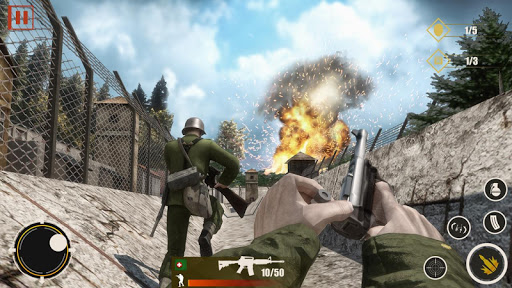 Call of  World War Duty: Shooting Game 1.3 screenshots 2