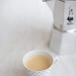 Coconut Coffee Shake