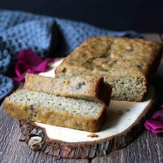 Moist Gluten-Free Banana Bread.