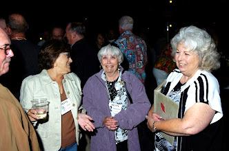 Photo: Darold Merritt, Patti Elias Merritt, Betty Beaudette Fruchey, and Carol Carr Mayo