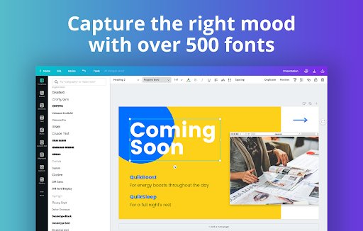 Canva: Graphic Design, Video Collage, Logo Maker 2.76.0 Screenshots 12