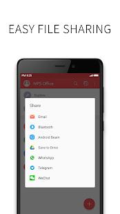 WPS Office + PDF Screenshot 8