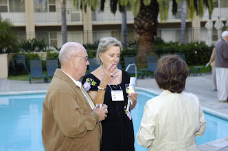 Photo: Darold Merritt, Peggy Tremayne, Patti Elias Merritt