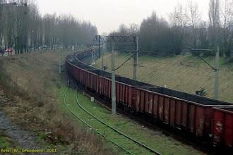 Photo: Węglarki {szlak Toruń Miasto - Toruń Wschodni; 2001-01-31}