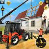 Mobile Home Builder Construction Games 2018 1.3 APK MOD