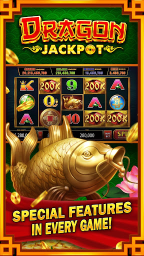 Dragon 88 Gold Slots - Free Slot Casino Games 2.6 screenshots 2