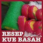 Resep Kue Basah Lengkap Offline icon