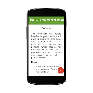 Hair Fall Treatment at Home - náhled