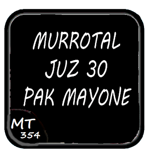 Ust. Mayone Juz 30 Full