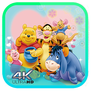 The pooh wallpapers hd android apps on google play the pooh wallpapers hd voltagebd Gallery