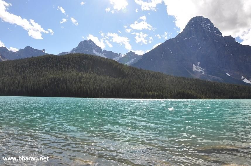 """""""Tears of God"""" - lakes of Rocky Mountains"""