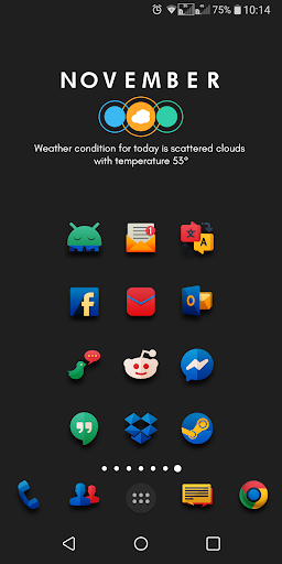 Ergon - Icon Pack screenshot 2