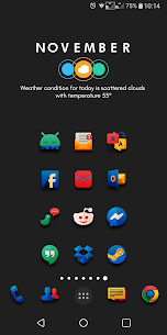 Ergon – Icon Pack 2.0 APK + MOD (Unlocked) 2