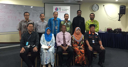 Resources Training and Management Training @ Shah Alam on 14 - 16 June 2016