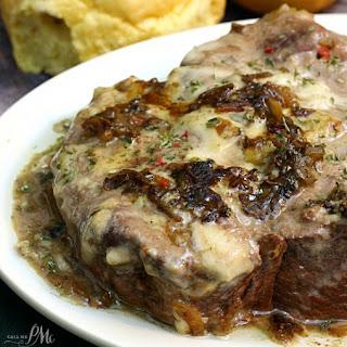 3 Ingredient Slow Cooker Pot Roast.