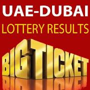 Big Ticket Abu Dhabi Lottery Results UAE Dubai