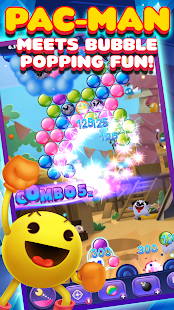 PAC-MAN Pop- screenshot thumbnail