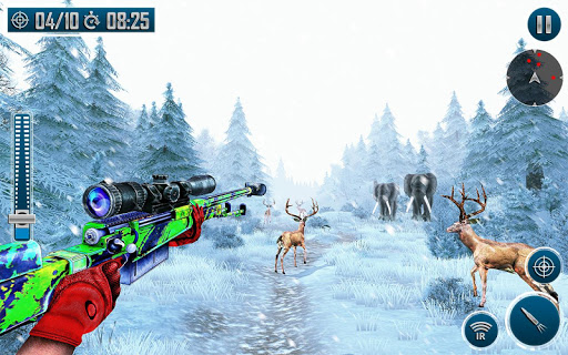 Wild Deer Hunting Adventure screenshot 20