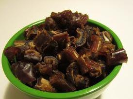 Put the dates in water and cook until the dates are soft. Add the...