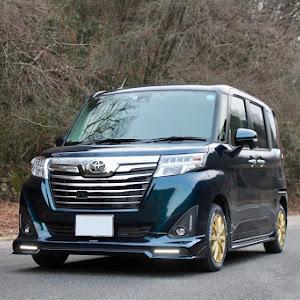 """ルーミーカスタム  G""""S"""" (4WD)のカスタム事例画像 nozomunさんの2018年12月16日16:53の投稿"""