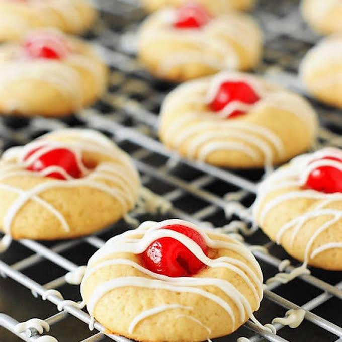10 Best Maraschino Cherry Christmas Cookies Recipes