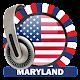Maryland Radio Stations - USA Download on Windows