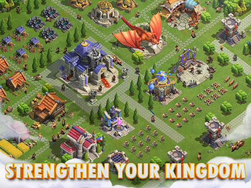 Blaze of Battle 3.2.2 APK MOD screenshots 1