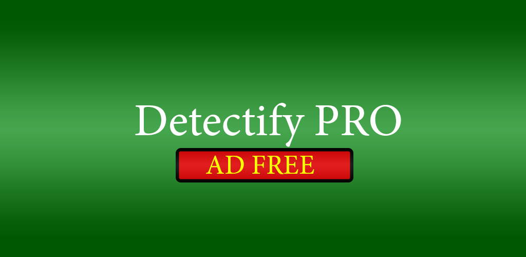 Download Detectify Hidden Device & Camera Detector Ad Free
