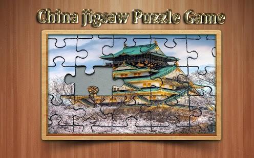 Japan jigsaw puzzle game - náhled