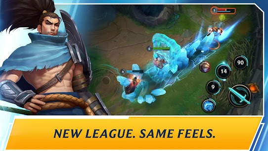 League of Legends: Wild Rift 0.3.0.3050 beta (Early Access) 1
