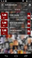 Screenshot of RadioSouvenir.com