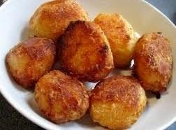 English Roasted Potatoes Recipe