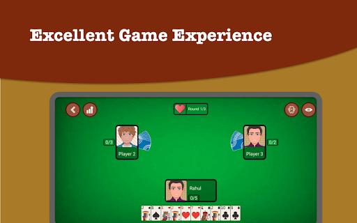 Teen Do Panch 325 Card game - Indian Poker 1.0.5 screenshots 2