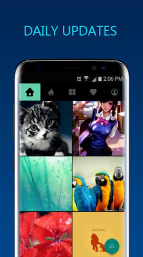 Best HD Wallpapers Backgrounds 2.4 screenshots 5