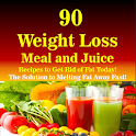 Weight Loss Meal and Juice