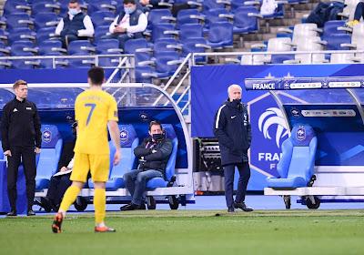 """Didier Deschamps pointe ce qui n'a pas été: """"On le savait déjà ce n'est pas une surprise"""""""