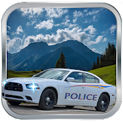 Police Car Drive 3D: City Sim Racing Game