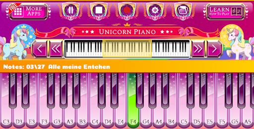 Unicorn Piano 1.1.5 screenshots 19