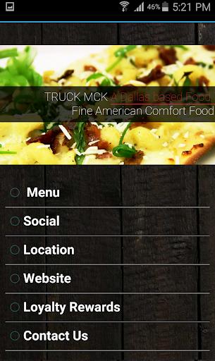 Truck McK Mobile Genius