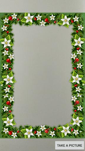 Christmas Photo Frame for PC
