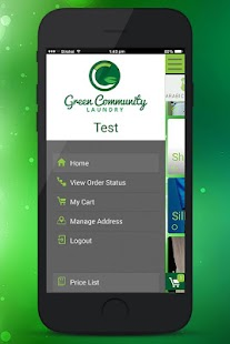 Green Community Laundry- screenshot thumbnail