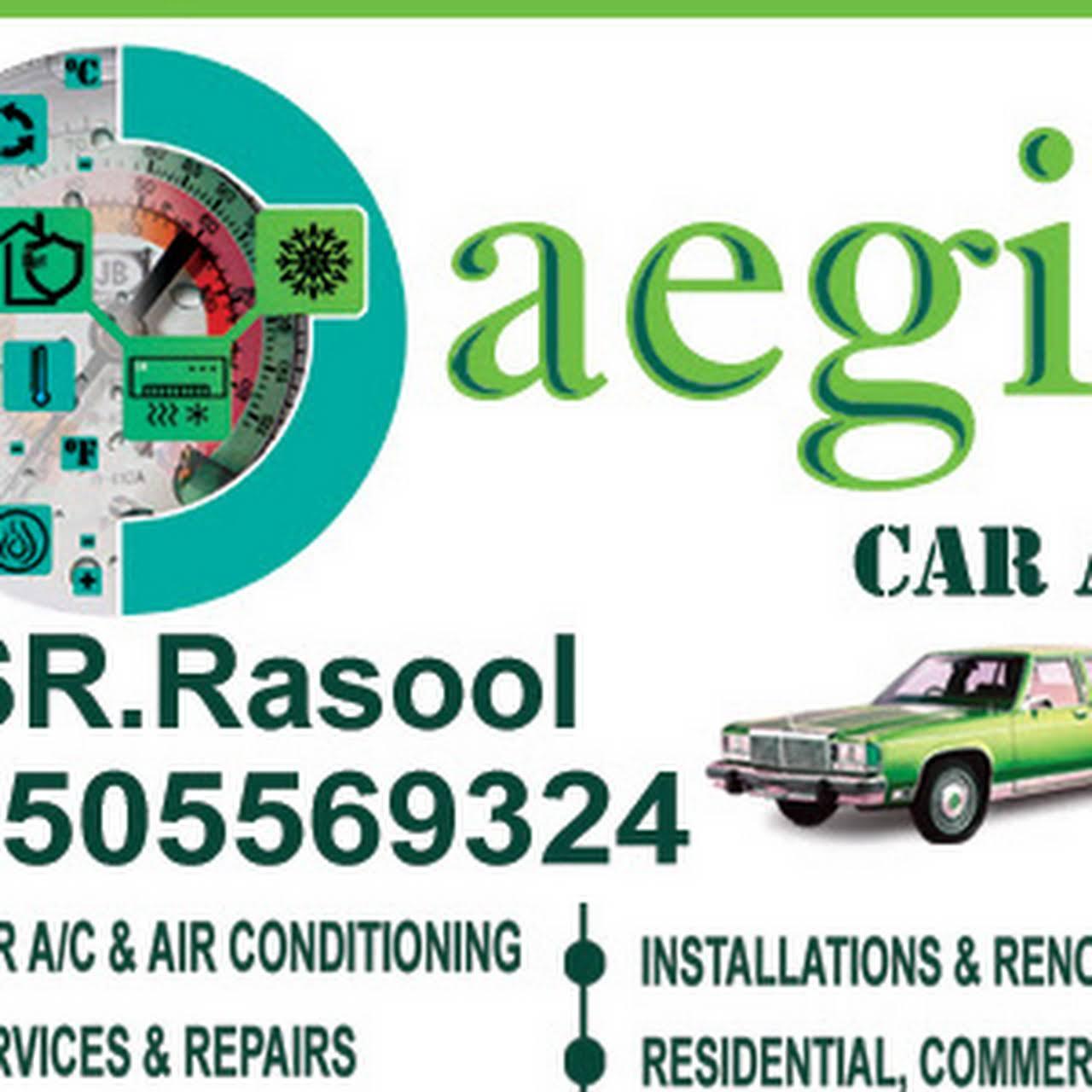 aegis Car AC Service - Air Conditioning Repair Service in