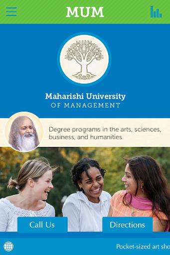 MUM - Maharishi Uni. of Man.