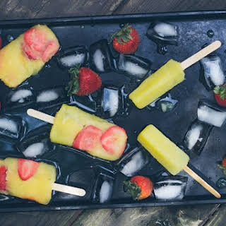 Mimosa Popsicle's.